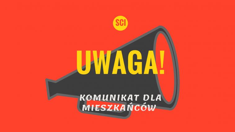 Uwaga komunikat dla mieszkańcow Śląska Cieszyńskiego