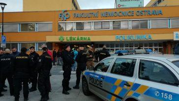 Atak terrorystyczny Ostrawa