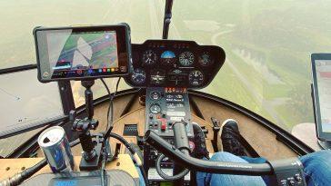 Filmowanie z helikoptera