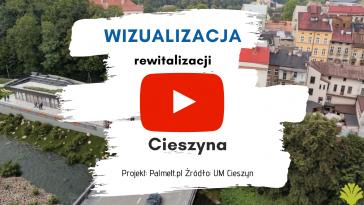 Rewitalizacja centrum Cieszyna